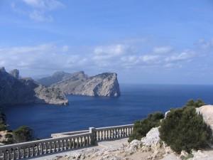 Beeindruckende Ausblicke am Cap Formentor im Norden Mallorcas.