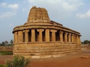 Der Durg-Tempel in Karnataka