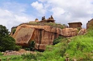Fort-Chitradurga in Karnataka