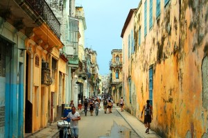 Das Stadtbild von Havanna.