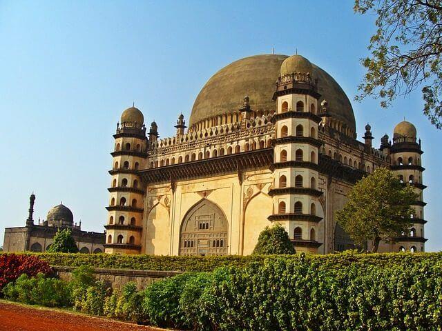 Reisebericht der Region Karnataka in Südindien.