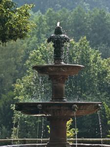 Römischer Brunnen © Albrecht E. Arnold  / pixelio.de