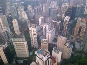 Das moderne Stadtbild der Hauptsadt Malaysias © pixabay.com