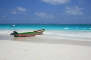 Der Strand von Cancun auf Yucatan © Claudia Huldi / pixelio.de