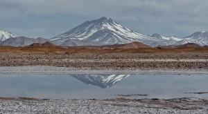 Chile und die Anden