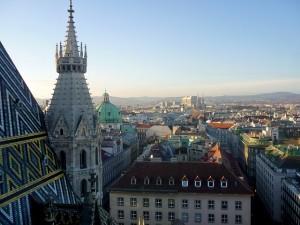 Das Panorama Wiens © pixabay.com
