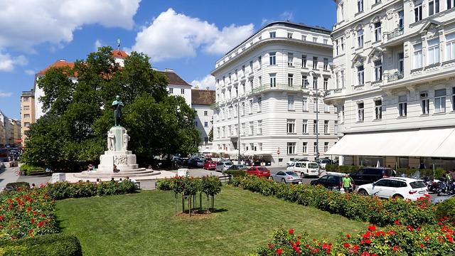Die schönsten Sehenswürdigkeiten Wiens © pixabay.com