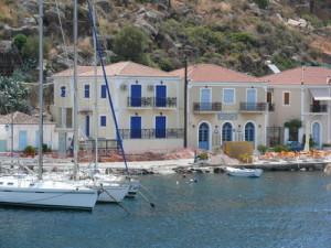 Idyllisches Ambiente auf der Insel Poros © picpub - Fotolia.com
