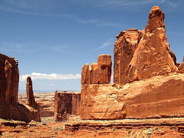 Ausflug in den Arches-Nationalpark in Utah / USA. © pixabay.com