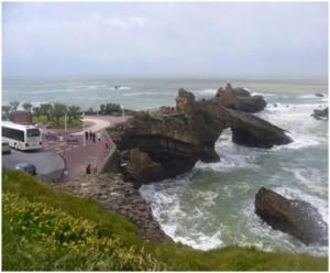 Ausblicke Biarritz