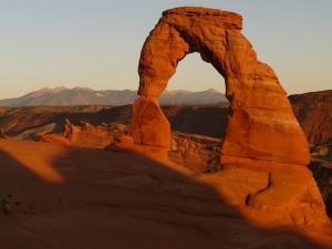 Der Delicate Arch - das weltbekannte Wahrzeichen Utahs. © pixabay.com
