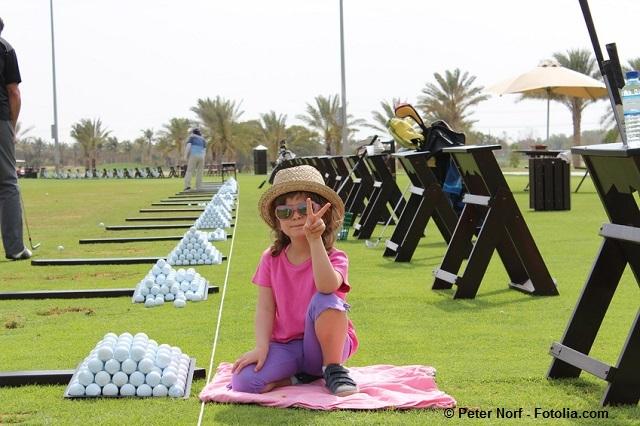 Golfurlaub in Cervia - Golfspielen an der Adria.