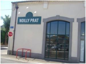 Besuch bei Noilly Prat