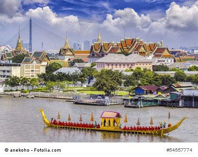 Bangkok bietet unglaublich viel Flair.