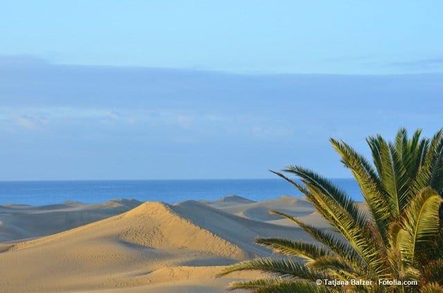 FKK-Urlaub in Maspalomas auf Gran Canaria.