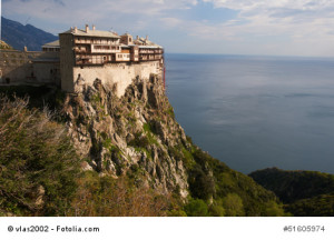 Simonos Petras Kloster - Athos.