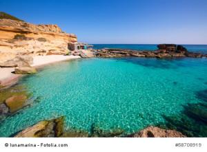 Mittelmeerinsel Formentera