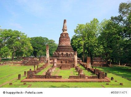 Wat Phra Kaeo Tempelanlage