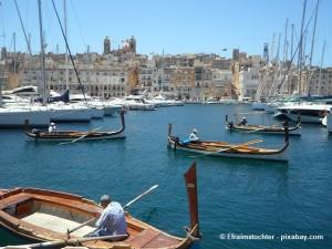 Urlaub auf Malta.