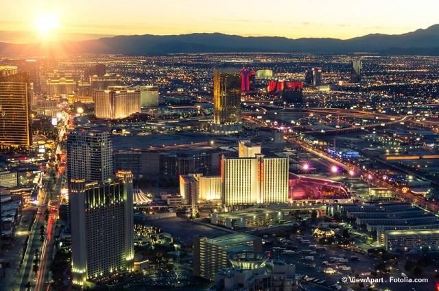 Las Vegas Reisebericht von Peer aus Österreich.