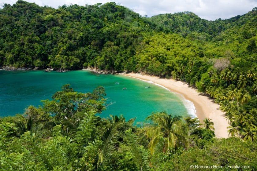 Die schönsten Strände der Welt - Englishman's Bay / Tobago