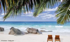 La Digue - Seychellen