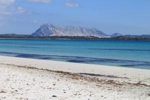 Pittulongu Strand auf Sardinien