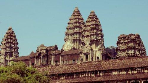 Angkor-Wat-Tempel-Reisebericht © pixabay.com