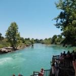 Manavgat-Fluss