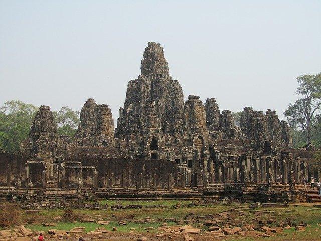 Bayon-Tempel - Angkor Wat © pixabay.com