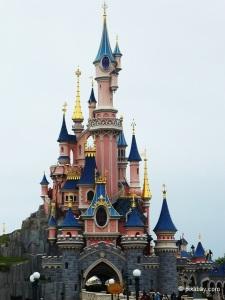 Euro-Disneyland in Paris: Freizeitspaß für Groß und Klein.