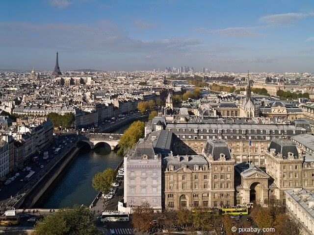 Paris Sehenswürdigkeiten: Kompakter Reiseführer mit den wichtigsten Stationen für eine Reise nach Paris.
