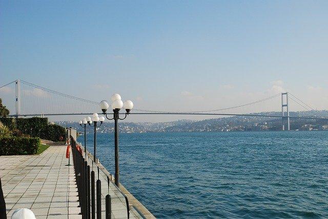 Fatih Sultan Mehmet Brücke - Bildquelle: © pixabay.com