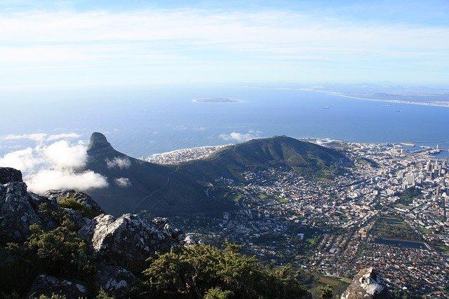 Kapdstadt in Südafrika © pixabay.com