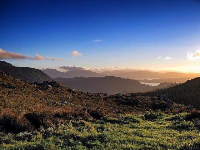 Beeindruckende Landschaft Südafrikas © pixabay.com