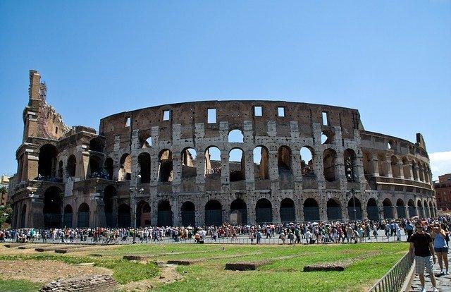 Das Kolosseum in Rom © pixabay.com