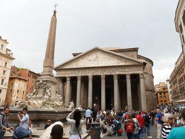 Das Pantheon in Rom. © pixabay.com
