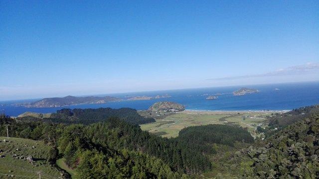 10. Tag: Aussicht Matauri Bay