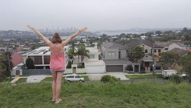 2. Tag Bondi über Sydney