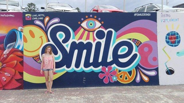 2. Tag Bondi Beach Graffitiwand