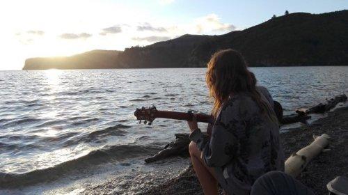 3. Tag: Abend am Taupo Lake
