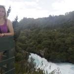 3. Tag: Die Huka Falls
