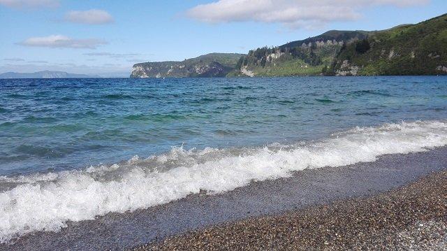 Der Lake Taupo