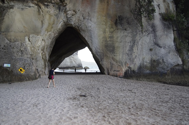 7. Tag: Cathedral Cove