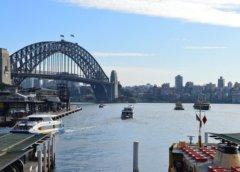 Marlena Frei: Willkommen in Australien – Reisebericht Sydney