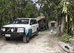 Marlena Frei: Bushcamping – Abenteuer Regenwald