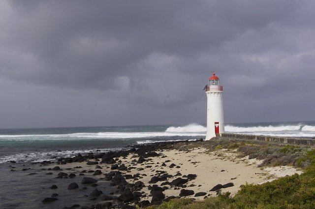 Port Fairy Leuchtturm