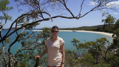 Wanderung Keppel Island