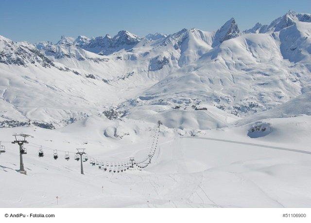 Arlberg Urlaub