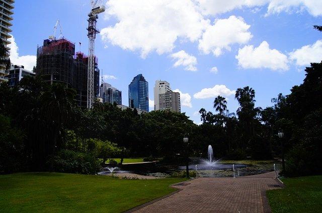 Botanischer Garten von Brisbane